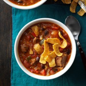 32 Chili Recipes for Your Slow Cooker