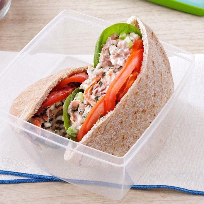 Inspired by: Albacore Tuna Salad