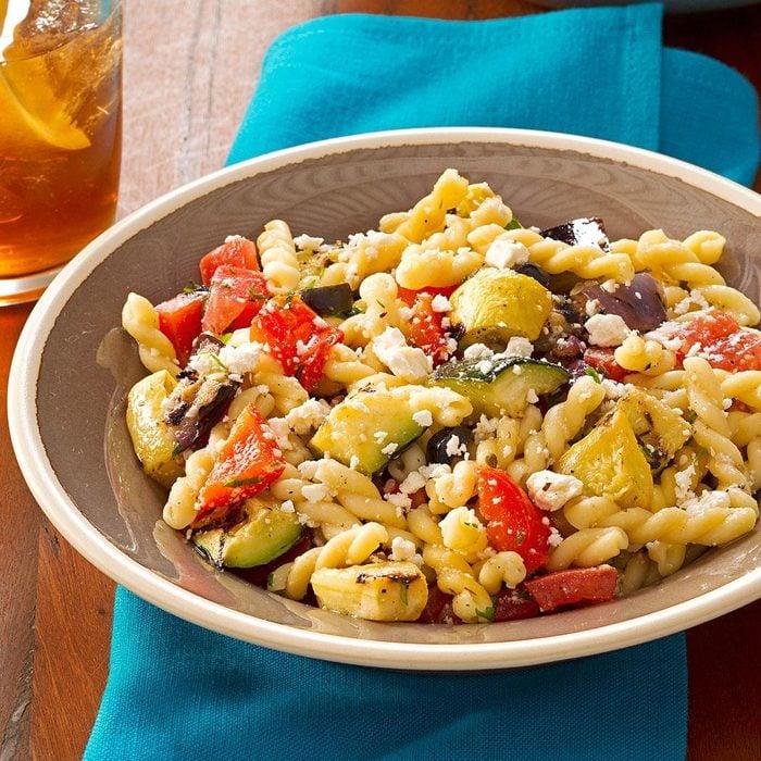 Garden Vegetable Pasta Salad