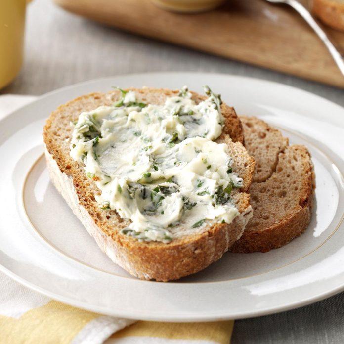 Garlic Basil Butter