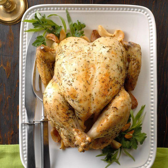 December 29: Garlic Clove Chicken