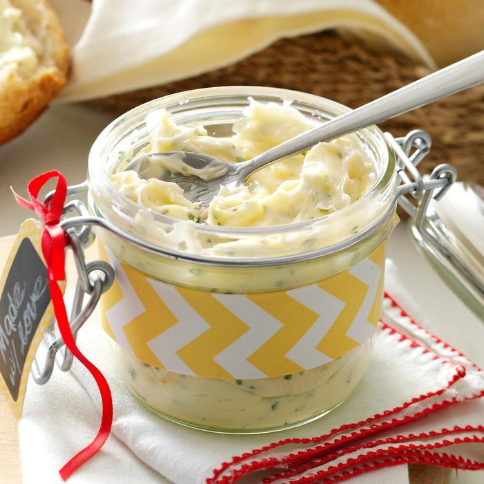 Garlic Lemon Butter