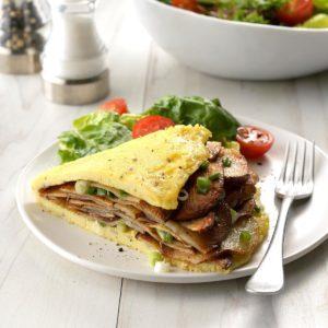 German Potato Omelet