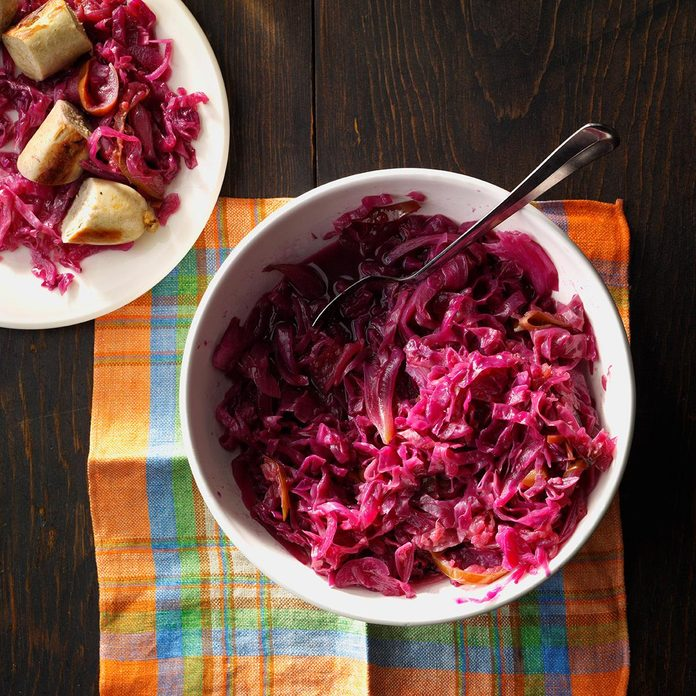 Editor's Pick: German Red Cabbage