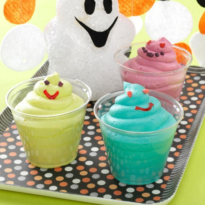 Sweet Treat: Ghosts to Go