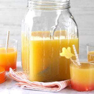 Ghoulish Citrus Punch
