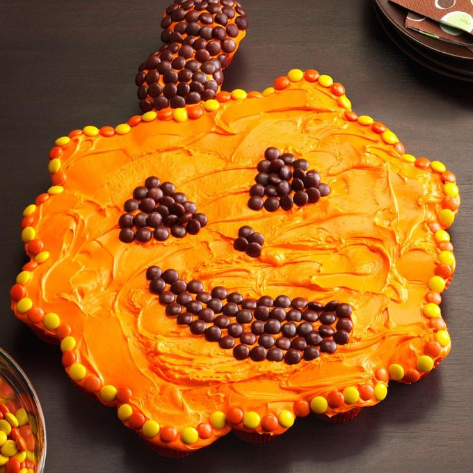 Sweet Treat: Giant Cupcake Pumpkin