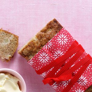 Ginger Pear Bread