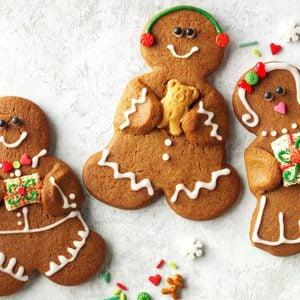 Gingerbread Buddies