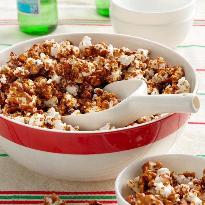 Gingerbread Caramel Crunch