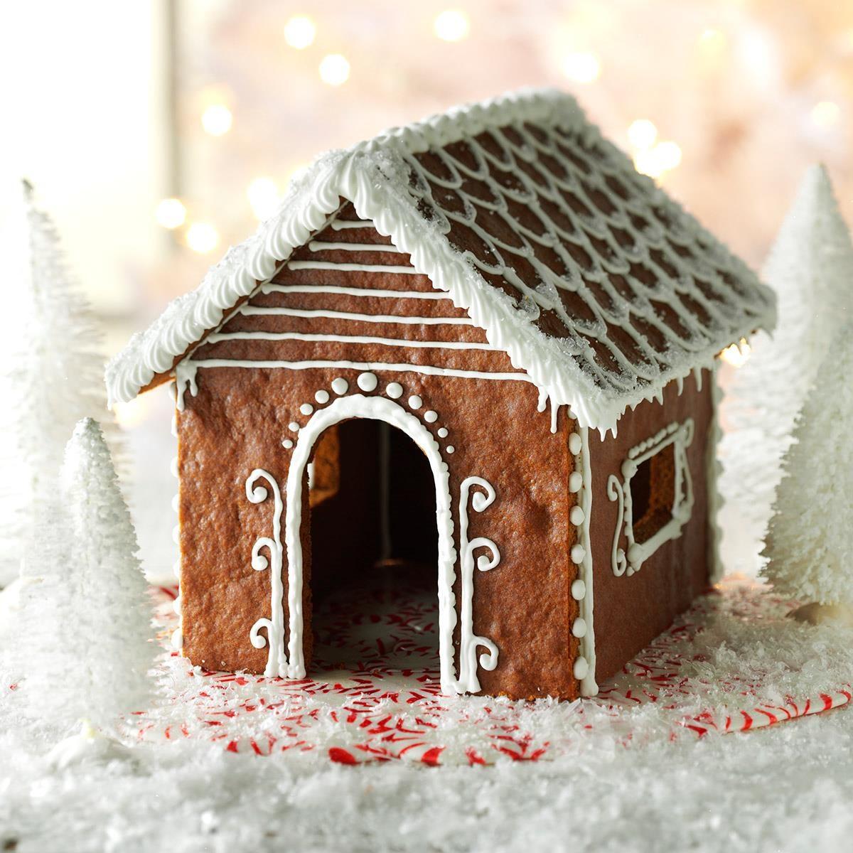 Texas: Gingerbread House
