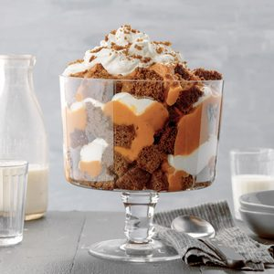 Gingerbread Pumpkin Trifle