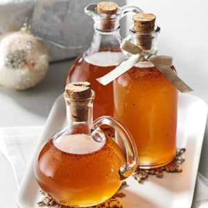 Gingerbread-Spiced Syrup