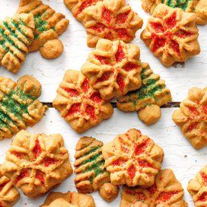 Gingerbread Spritz