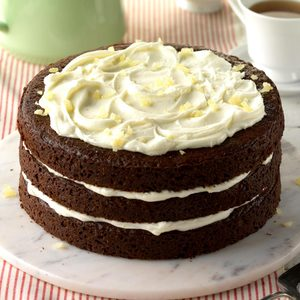 Gingerbread Torte