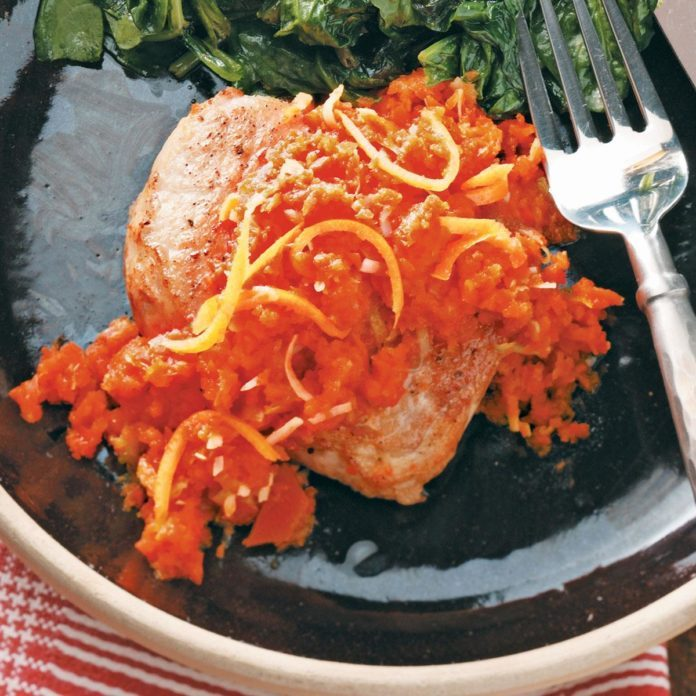Gingered Carrot Chutney