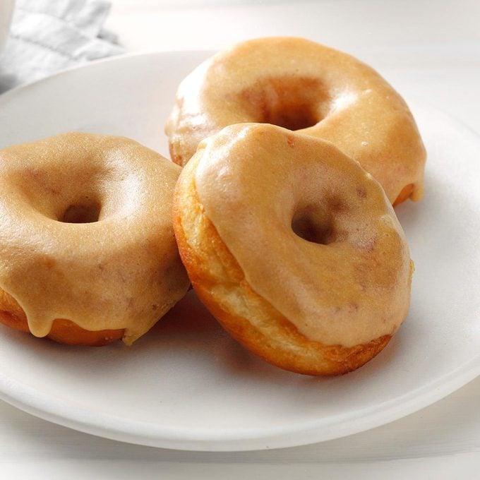 Inspired by: Glazed Donut