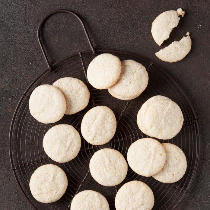Gluten-Free Almond Cookies