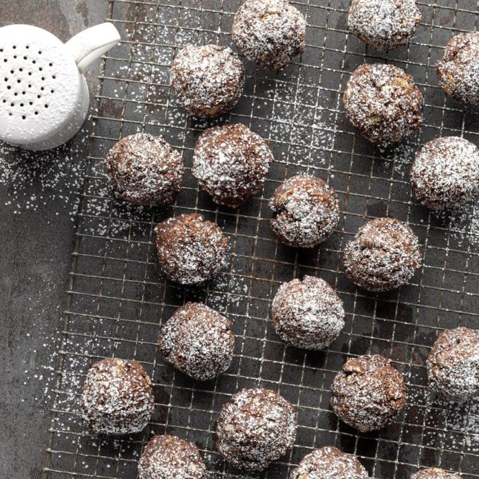 Gluten-Free Chocolate Cake Cookies
