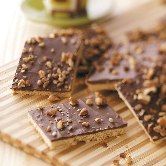 Gluten-Free Toffee Bars