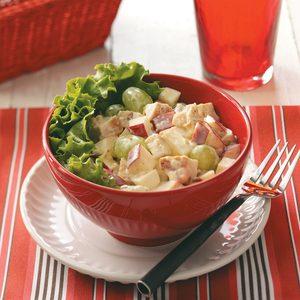 Goal-Line Chicken Salad