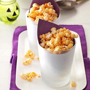 Goblin's Orange Popcorn