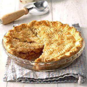 Golden Apple Pie