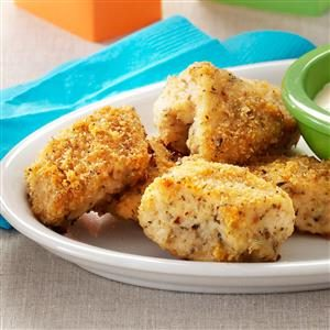 Golden Chicken Nuggets