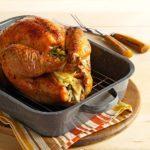 Golden Roasted Turkey