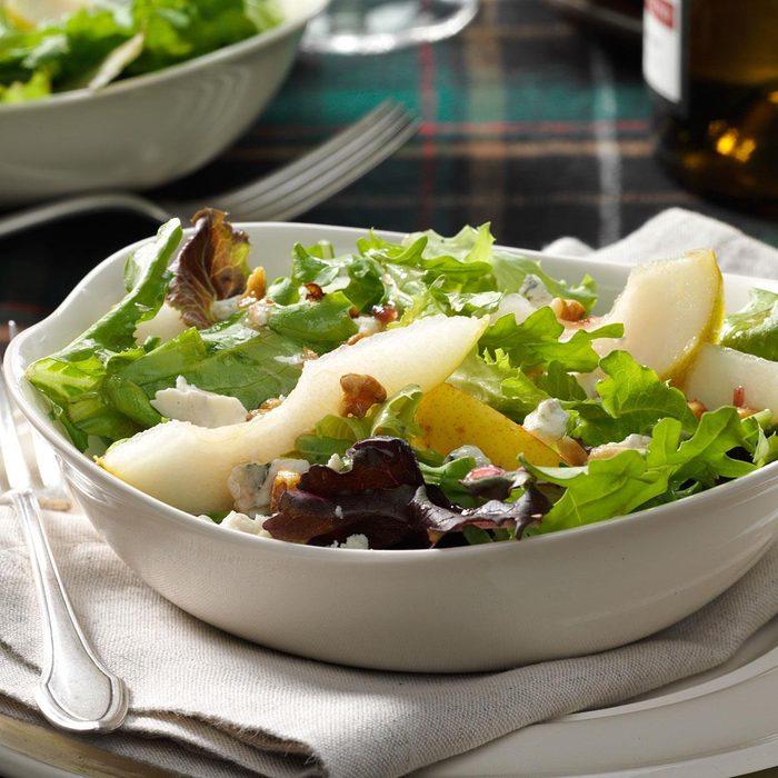 Gorgonzola Pear Mesclun Salad Exps42703 Sd142780b08 13 8bc Rms