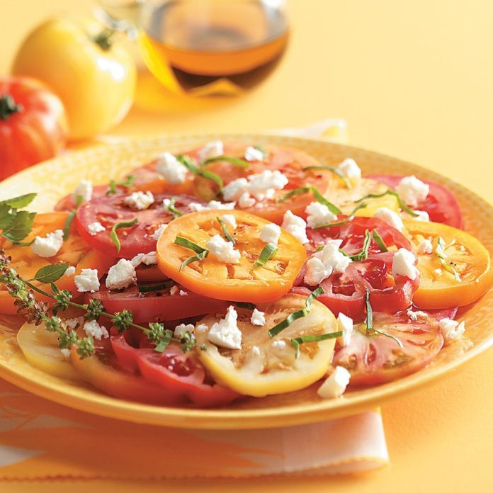 Gourmet Garden Tomato Salad
