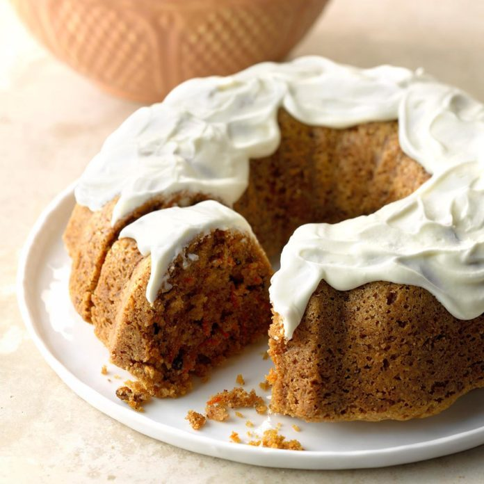 Day 30: Grandma's Carrot Cake