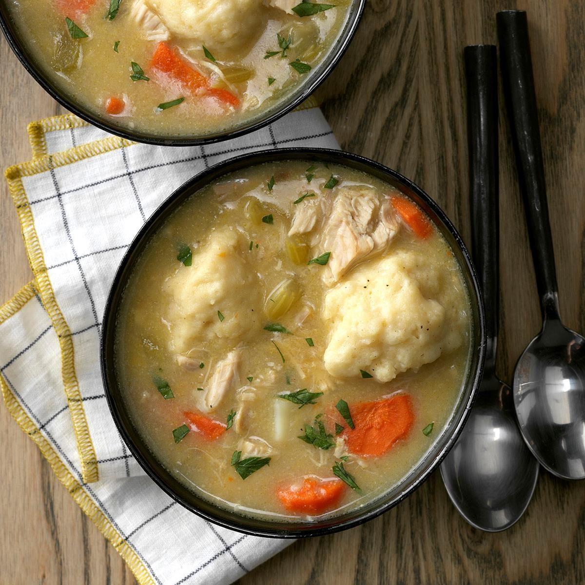 Grandma's Chicken 'n' Dumpling Soup Grandma's Chicken 'n' Dumpling Soup