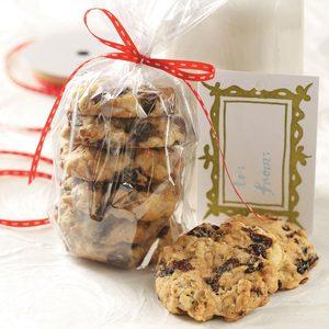 Grandma's Oatmeal Raisin Cookies