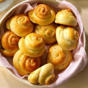 Perfect Dinner Rolls Recipe Taste Of Home