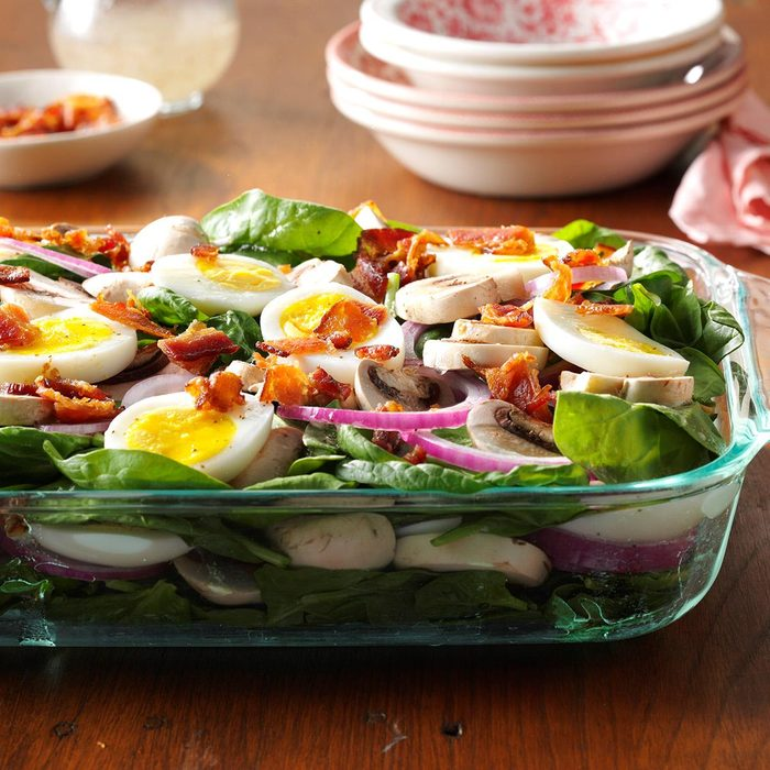 Grandma S Spinach Salad Exps Sddj17 34135 D08 05 3b