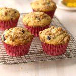 Granola Streusel Cranberry Muffin Mix