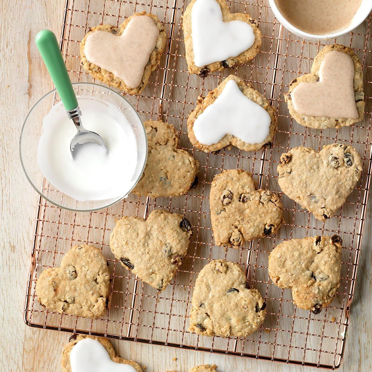 Great-Grandma's Oatmeal Cookies
