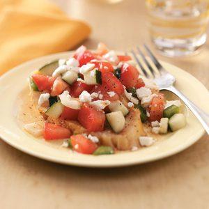 Greek Country Salad