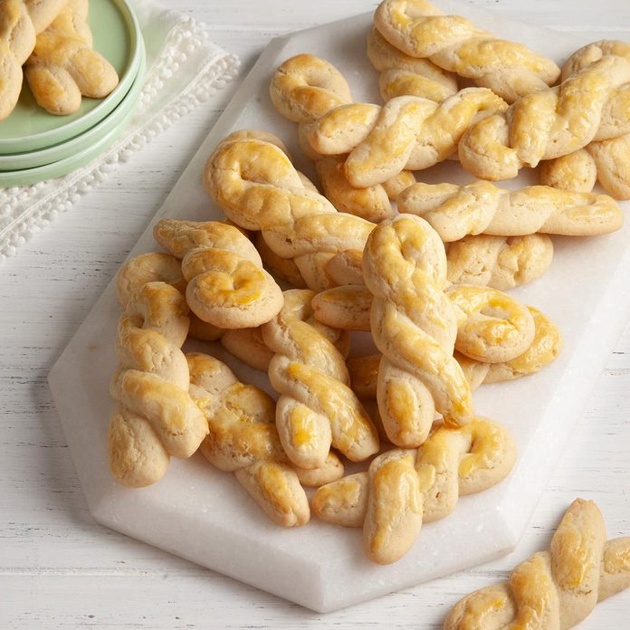 Greek Holiday Cookies