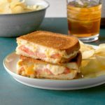 Green Chile Grilled Cheese Melt