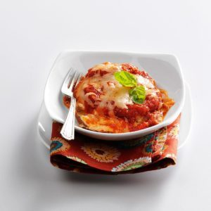 Green Tomato Parmesan