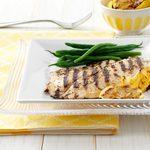 Grilled Greek Fish
