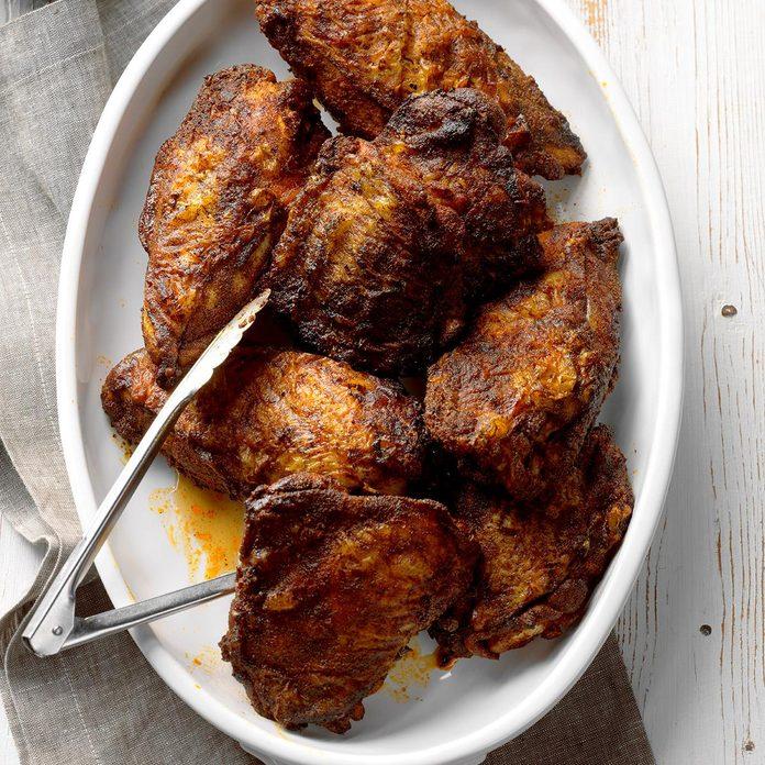 Grilled Jerk Chicken