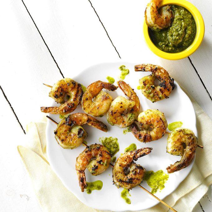 Grilled Pistachio Lemon Pesto Shrimp Exps166971 Cw2852794d03 08 8bc Rms 3