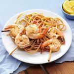 Grilled Shrimp with Lemon Vinaigrette