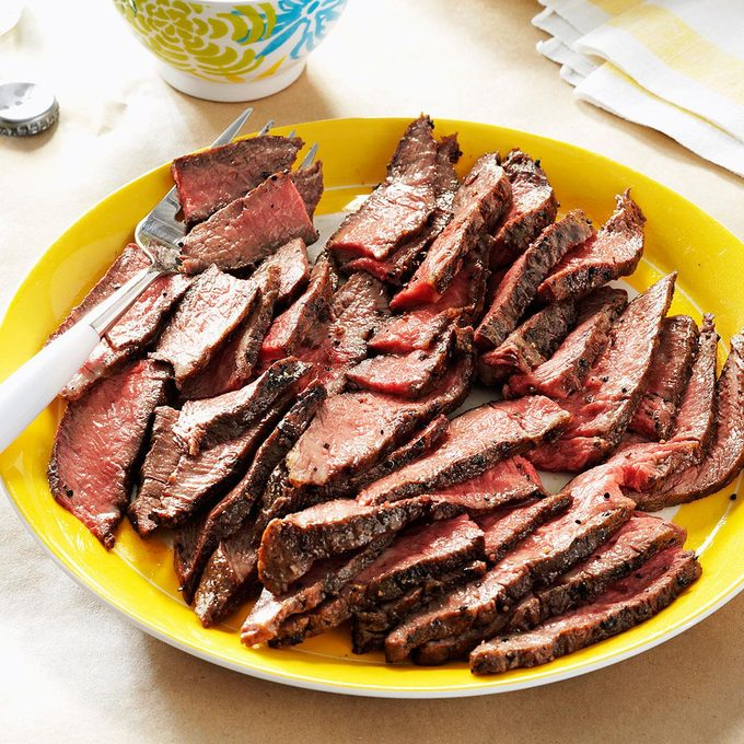 Grilled Steaks With Cilantro Sauce Exps149479 Th2847293d12 06 3b C 4