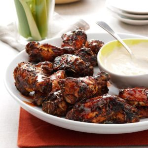 Grilled Wing Zingers