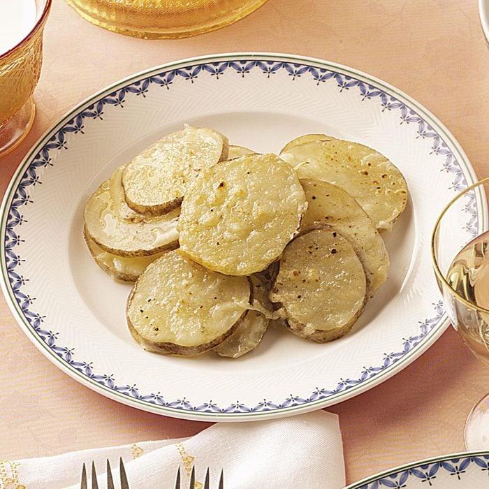Gruyere Potato Bake