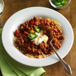 Guilt-Free Chicken Chili